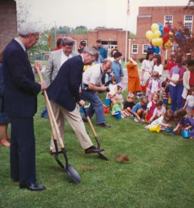 Children's Wing Groundbreaking