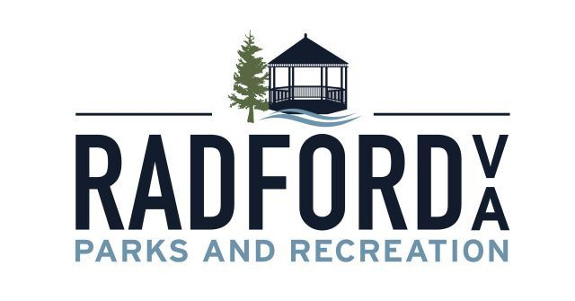 Radford Parks and Recreation Gazebo Logo small