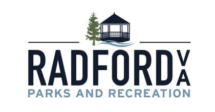 Radford Parks and Recreation Gazebo Logo website