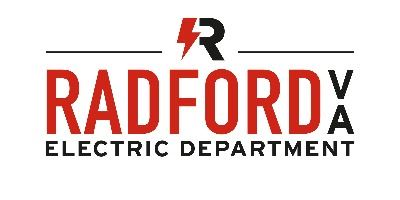 Radford Electric Dept Main Logo
