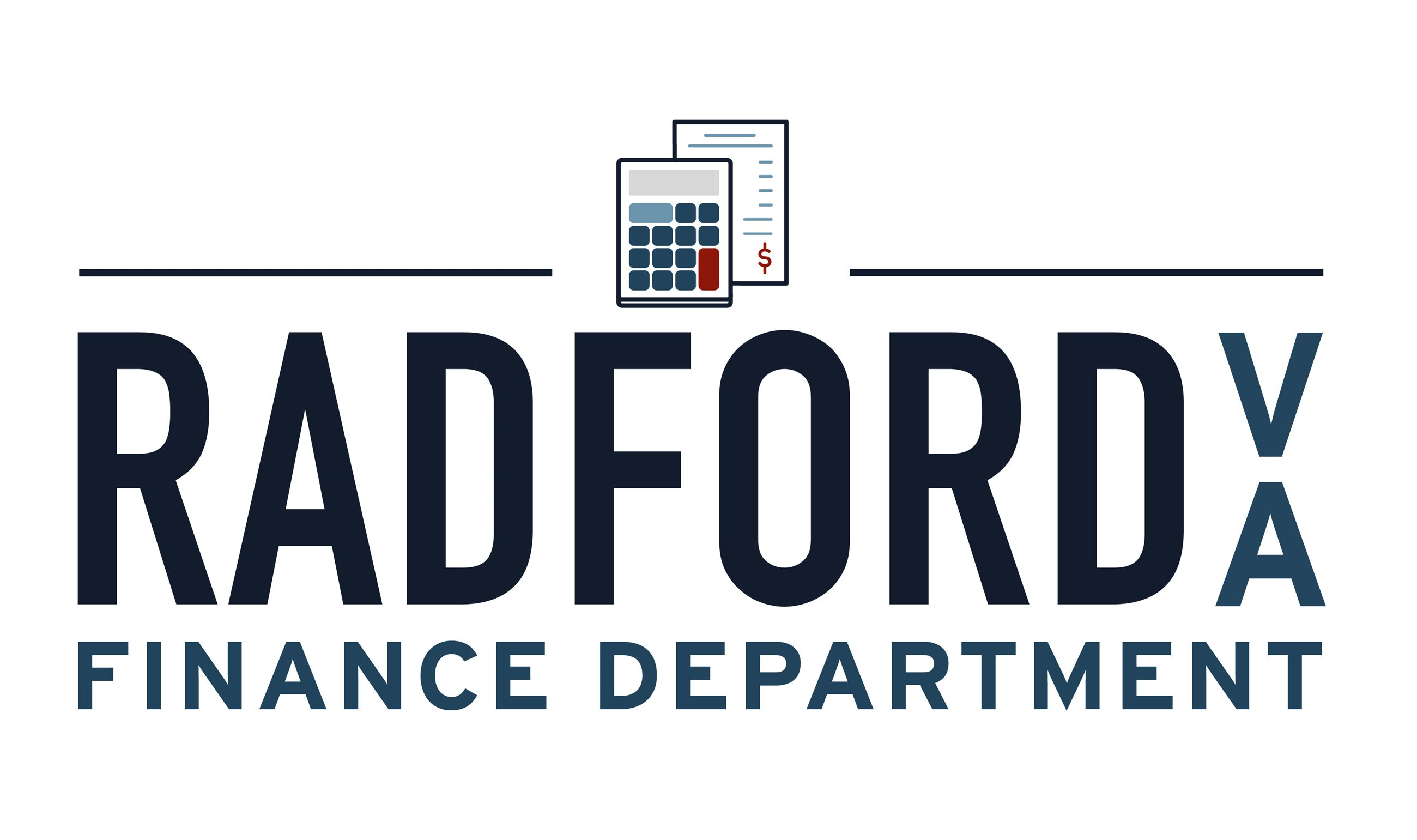 Radford Finance Main Logo