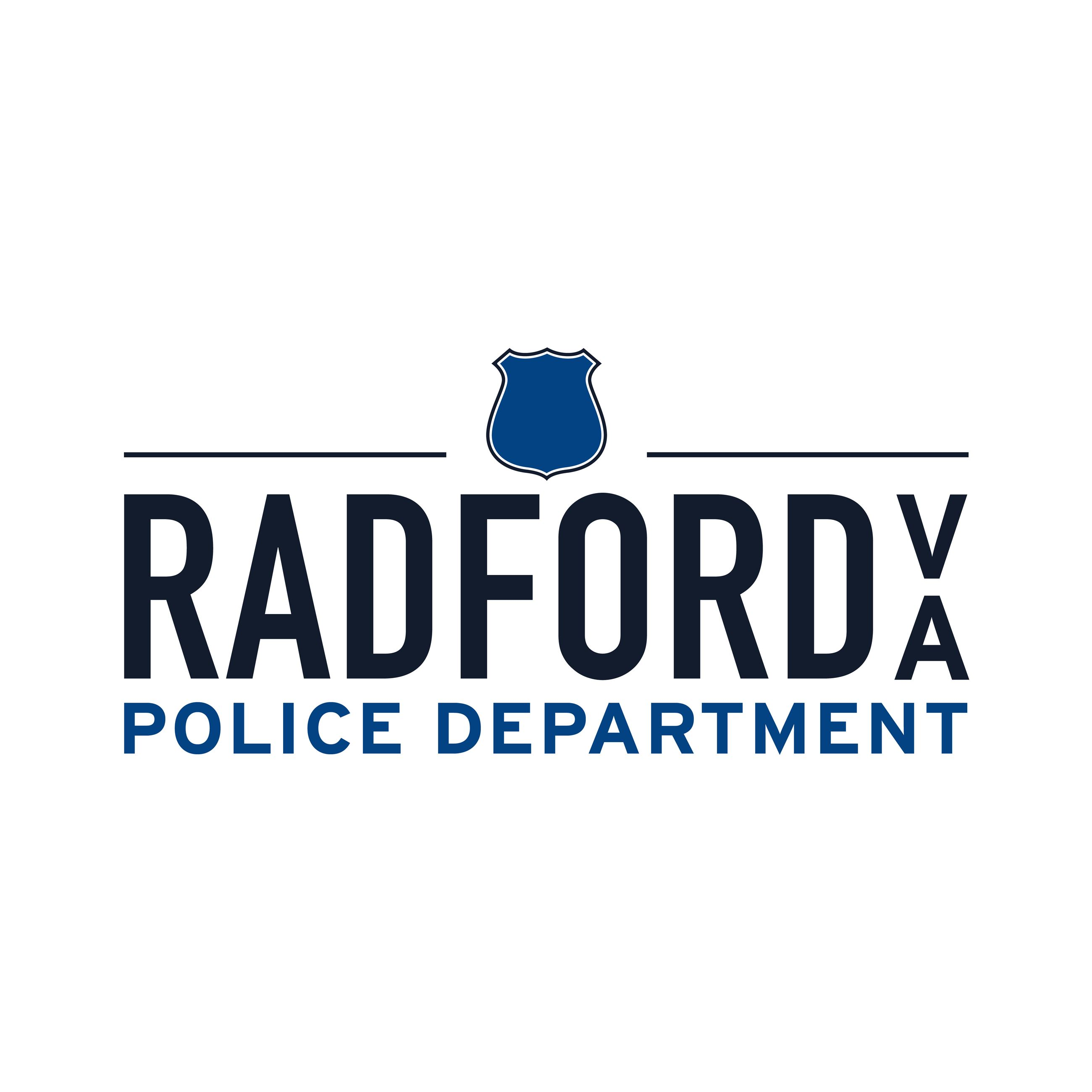 Radford Police Department Main Logo Social